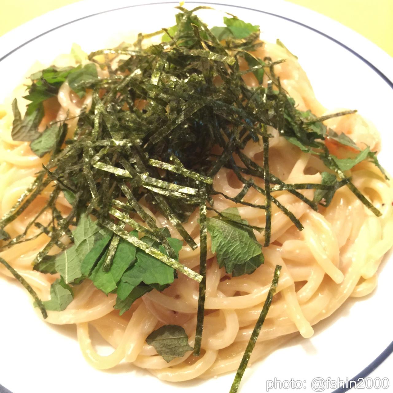 関谷スパゲティ>