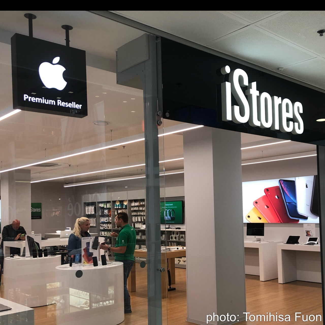 iStores>