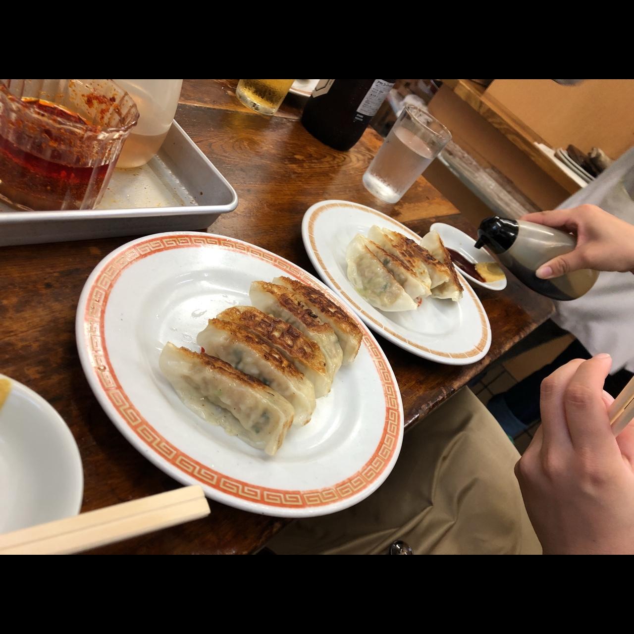 亀戸餃子>