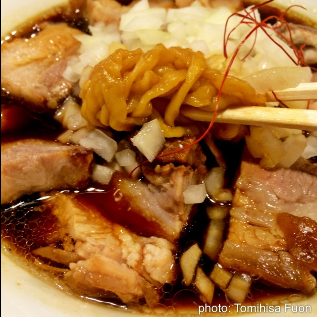 麺や庄の 市ヶ谷>
