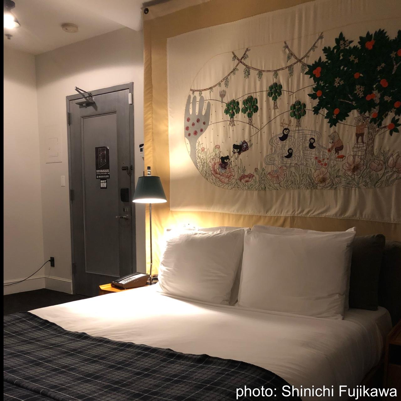 エース ホテル ニューヨーク>