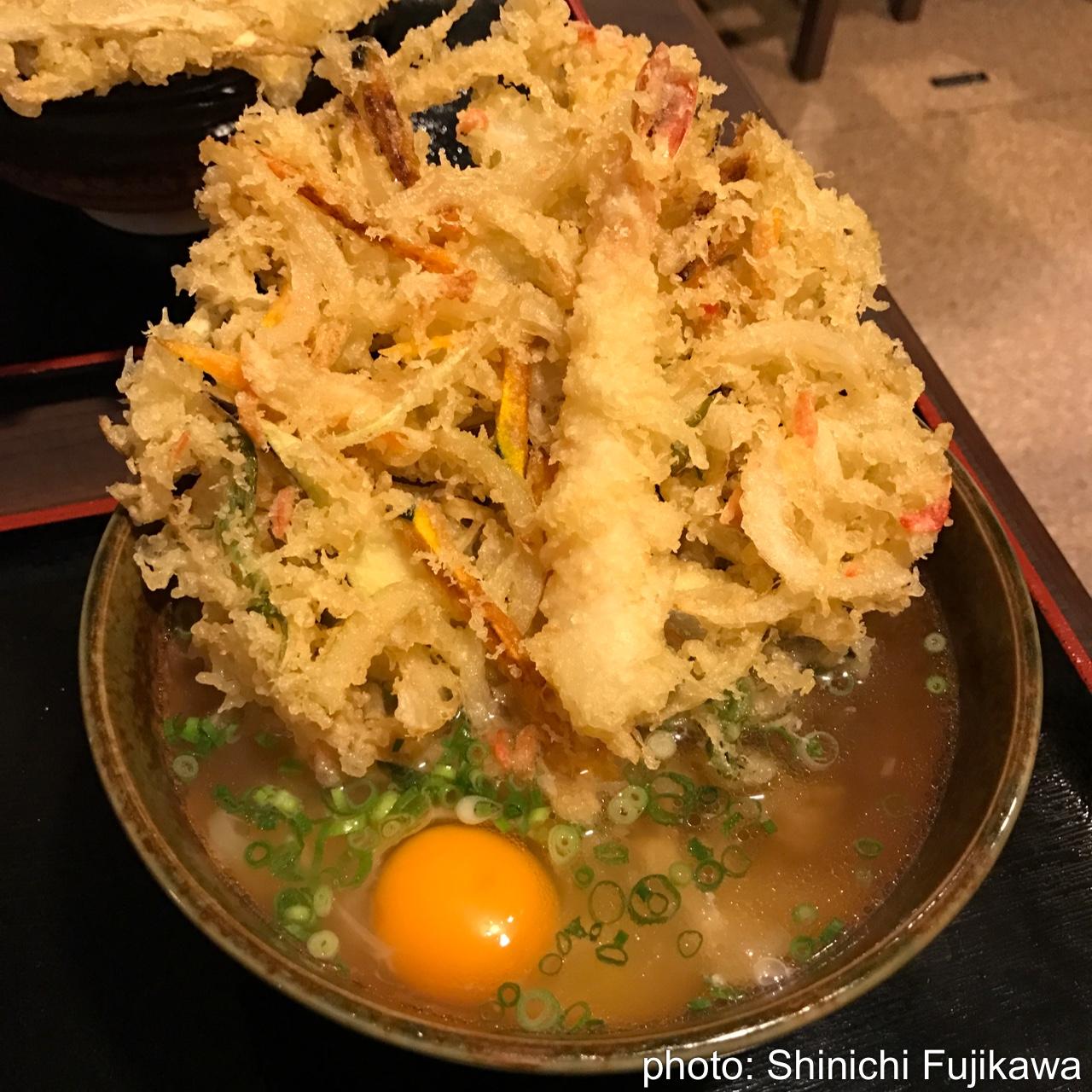 大地のうどん 東京馬場店>